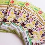 今、話題の『動物の森 amiibo カード』を買ってきました(・ω・)ノ