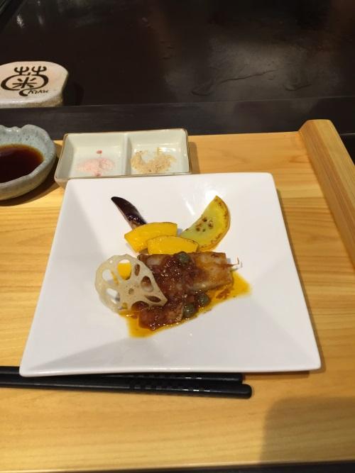 菊ホテル 料理