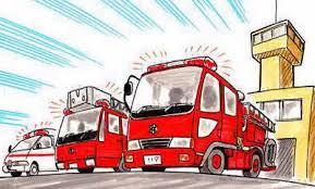 消防署 レスキュー