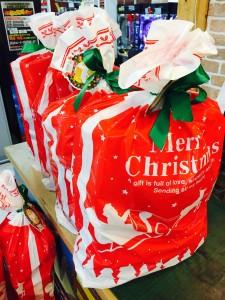 クリスマス せどり 福袋