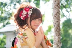神社 祈祷