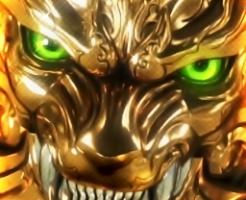 牙狼 黄金戦士