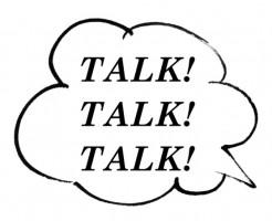 トーク 対談 鼎談