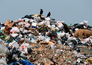 ゴミ処理 ゴミの山